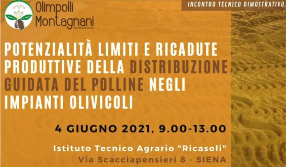 Il 4 giugno a Siena evento tecnico dimostrativo del Gruppo Operativo